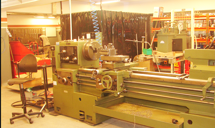 Desarrollos Industriales Boulton Wilden Machinery